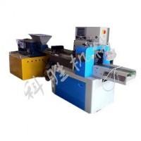 长沙科胜自动牛奶糖包装机|糖果包装机