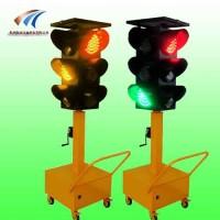 石家庄太阳能移动红绿灯 智能应急信号灯 交通安全设备厂家