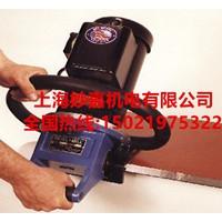 适于焊接坡口机的无油烟无灰尘的9000型钢板坡口机