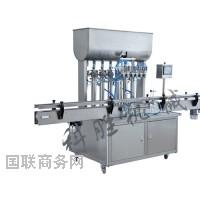 衡水科胜六头膏体灌装机|滦南虾酱灌装机|河北灌装机