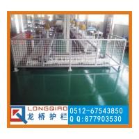 淄博铝型材隔离网 铝合金围栏车间厂区仓库机器设备 工业隔离网