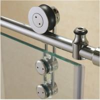 欧式风格玻璃趟门吊轮不锈钢五金01C淋浴房不锈钢滑轮