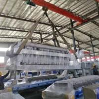 电镀锌废水压滤机滤布清洗方法。